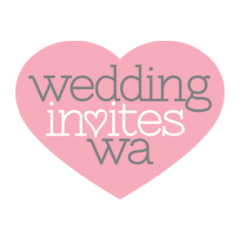 Wedding Invites WA